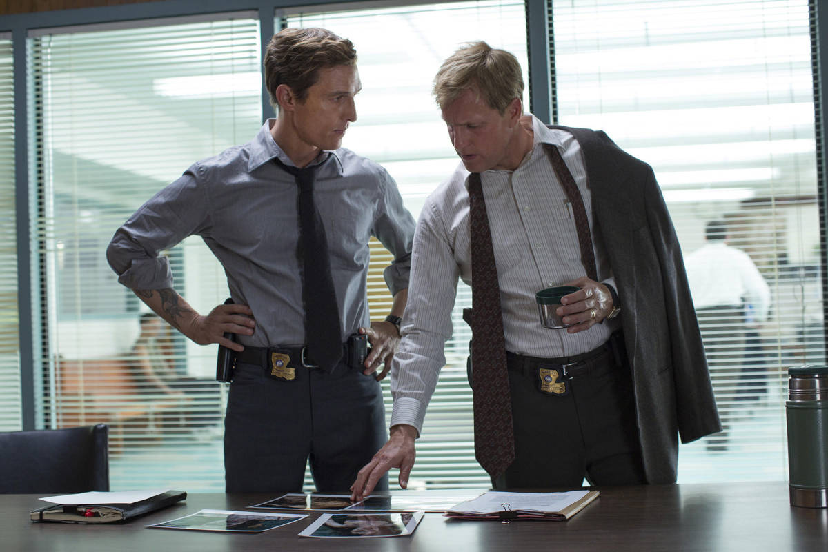 True Detective is a new kind of detective show