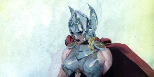 Thor a woman