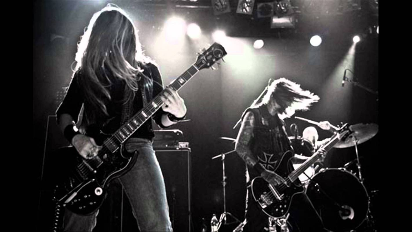 Electric Wizard's Time To Die