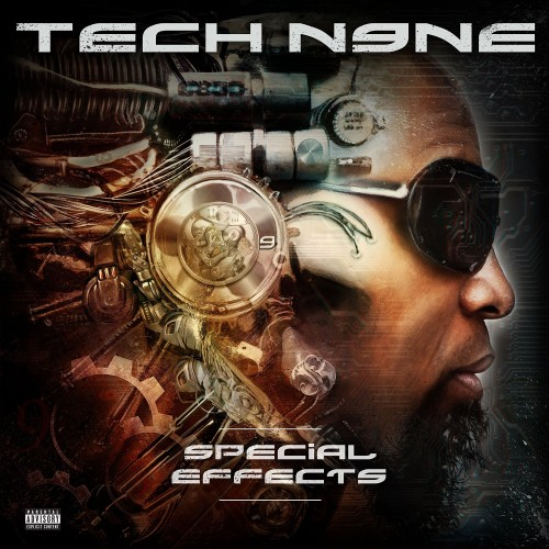 Tech N9ne, in a normal year would be Top 10 in our Top 30.