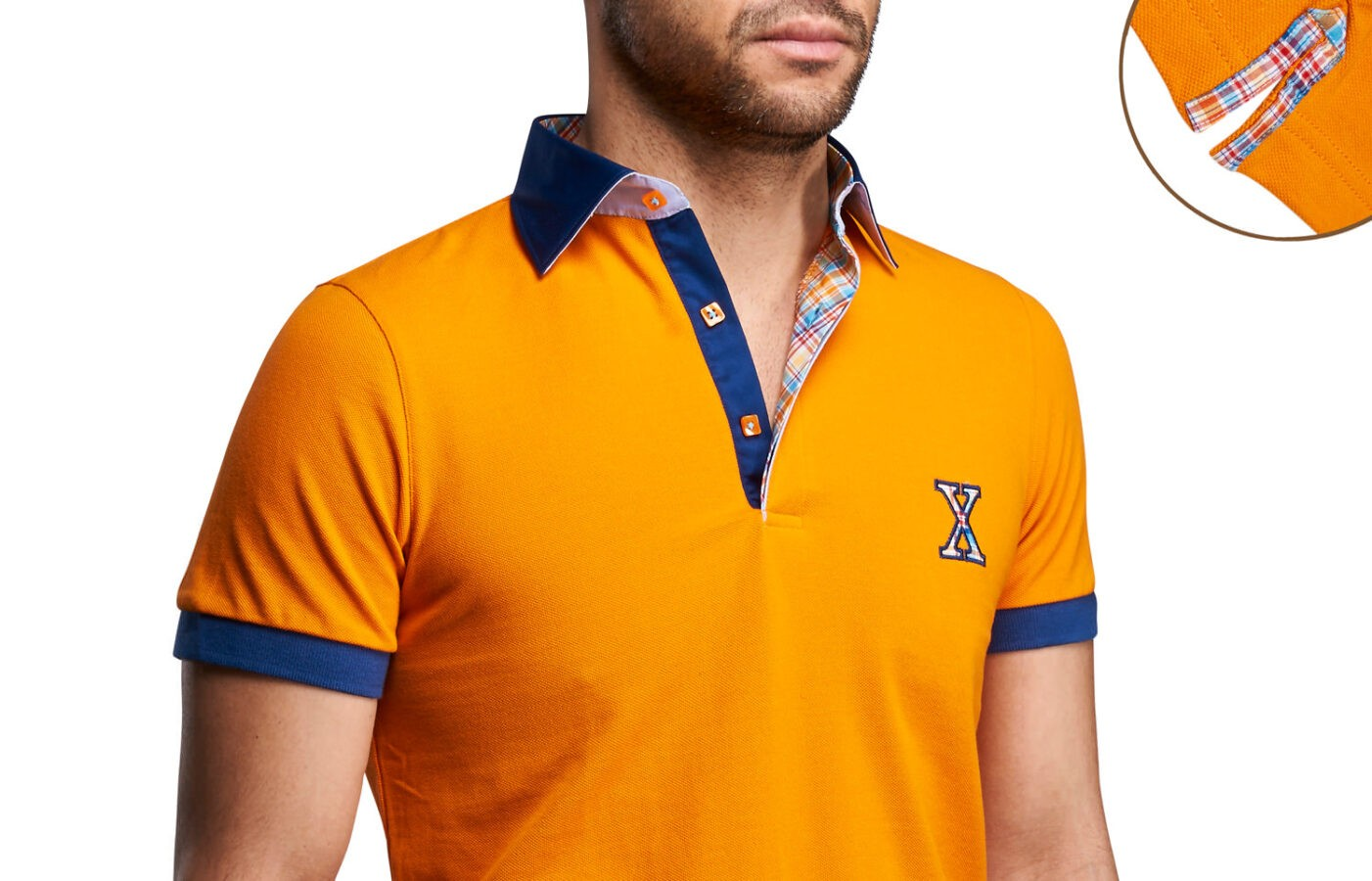 0564b12dea6 Every man needs to have at least three in their wardrobe. The right polo  pairs with anything and is perfect for everything from the office to the  beach ...