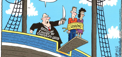 union-busting