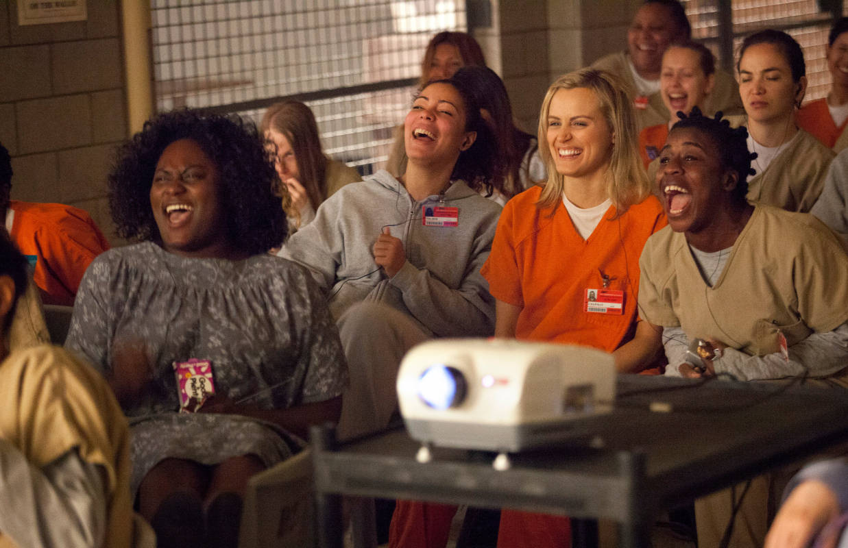 TV Review: Orange is the New Black?