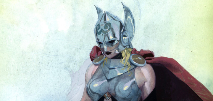 Thor a woman