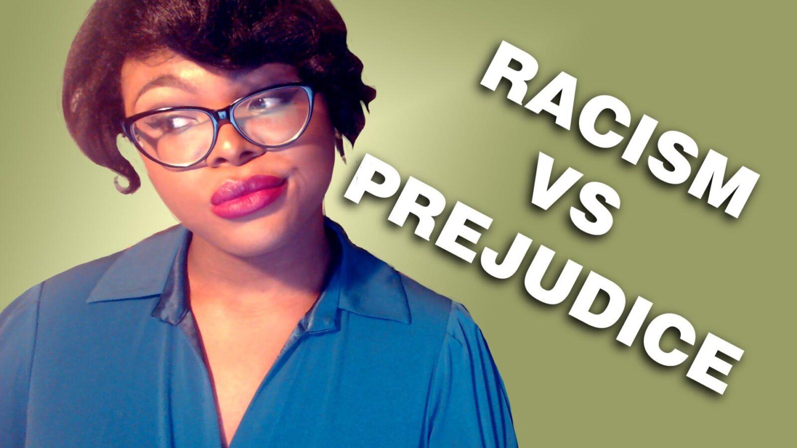 Prejudice, Discrimination, Bigotry and Racism