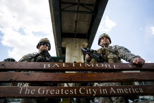 Opportunity In Baltimore
