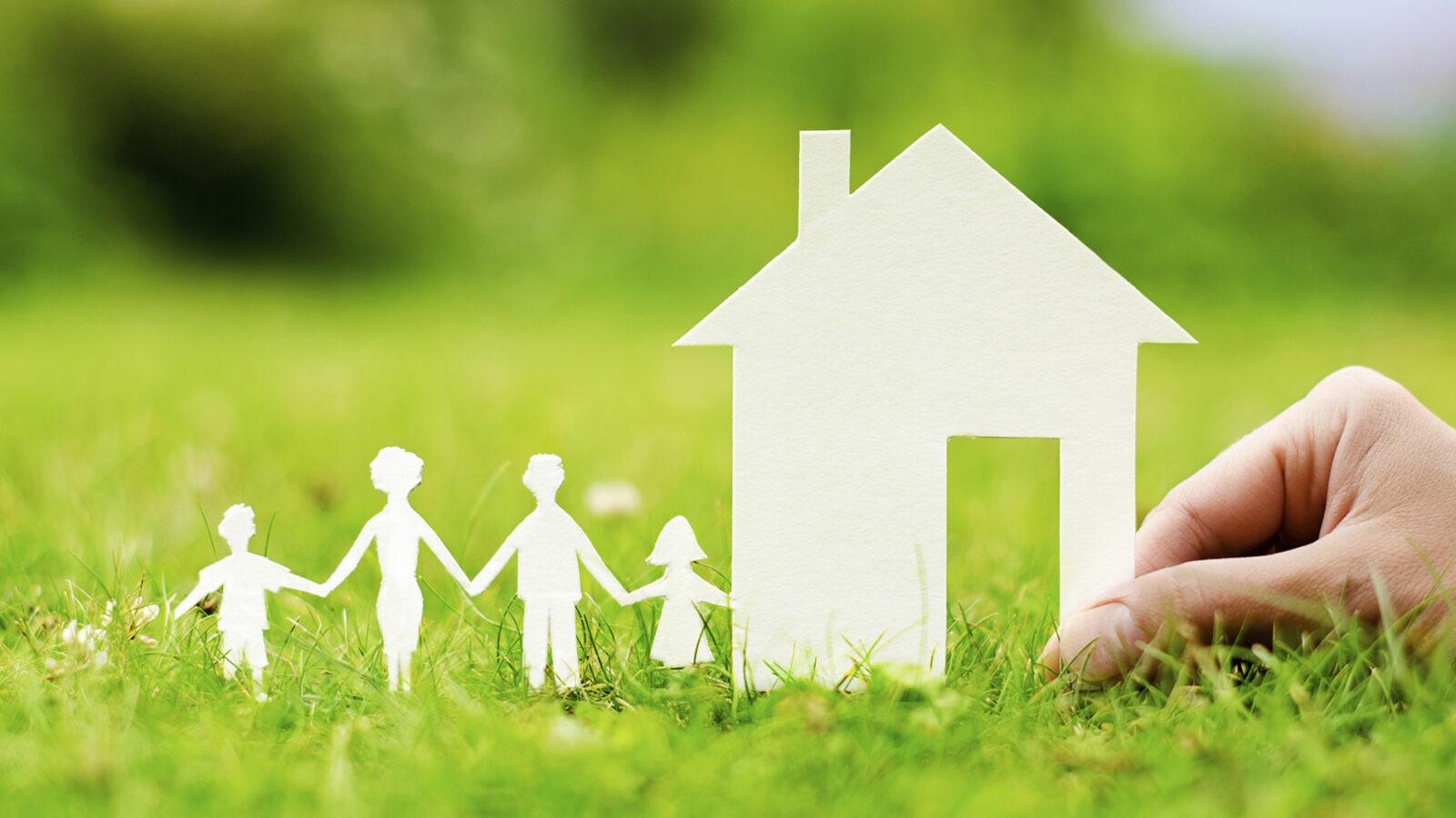 Paper Escape: Buy A Home