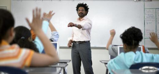 teacher sharing
