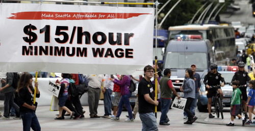 wage increase
