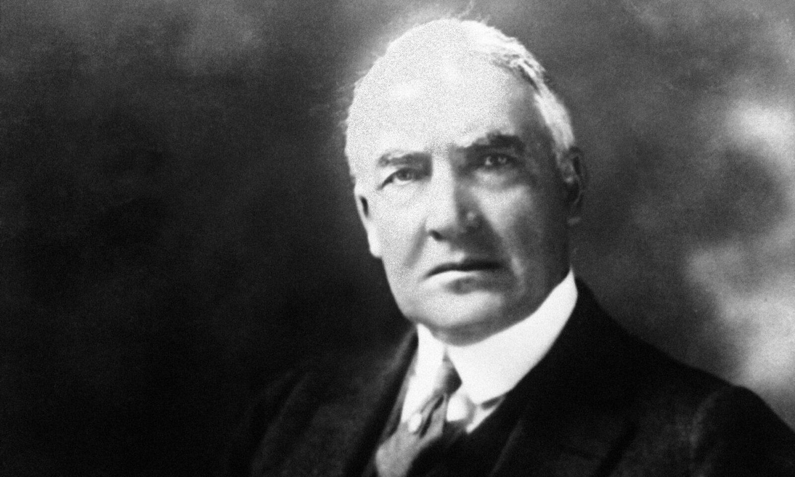Warren G. Harding: 29th Retrospective