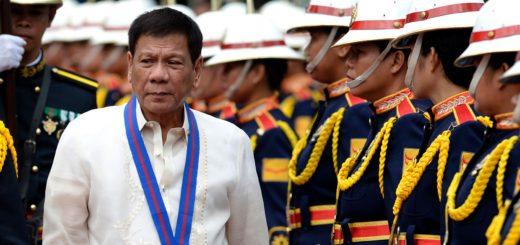 Duterte's separation