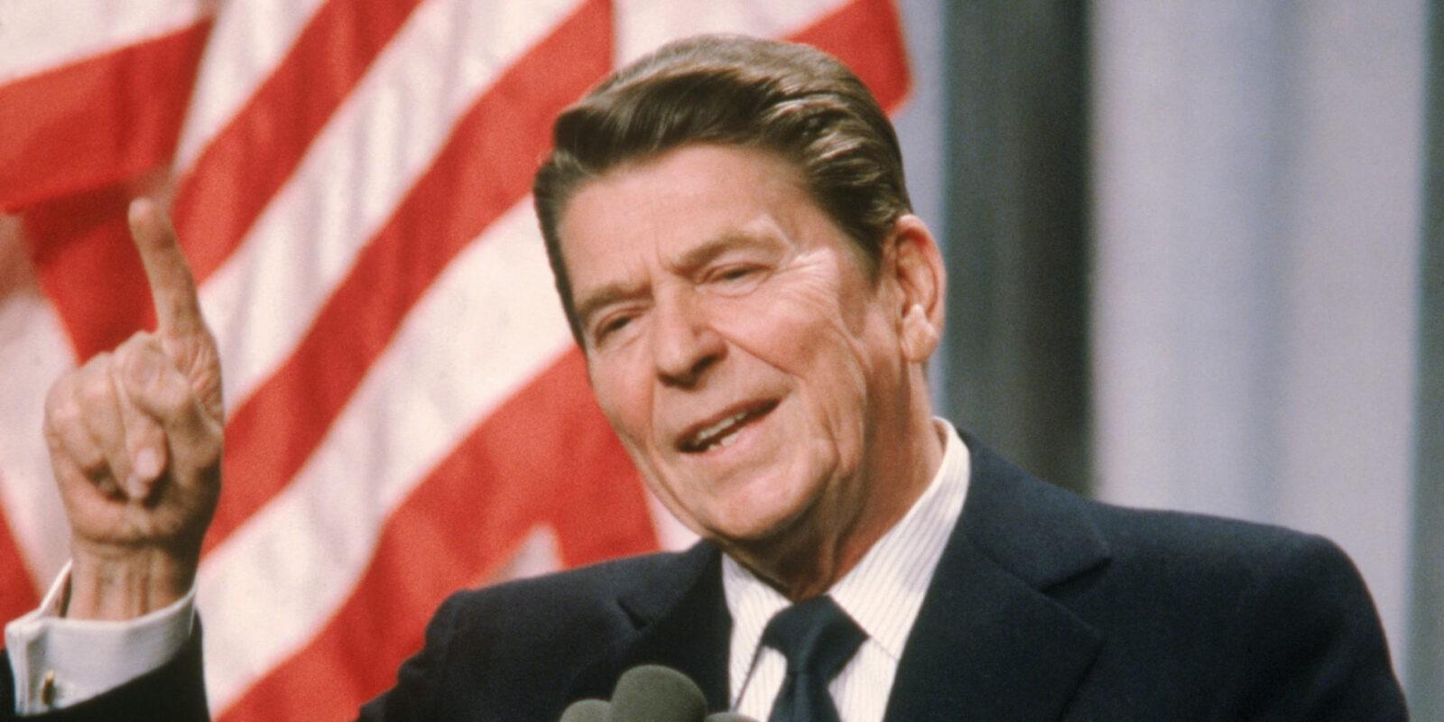 Ronald Reagan: 40th Retrospective On American Bitching