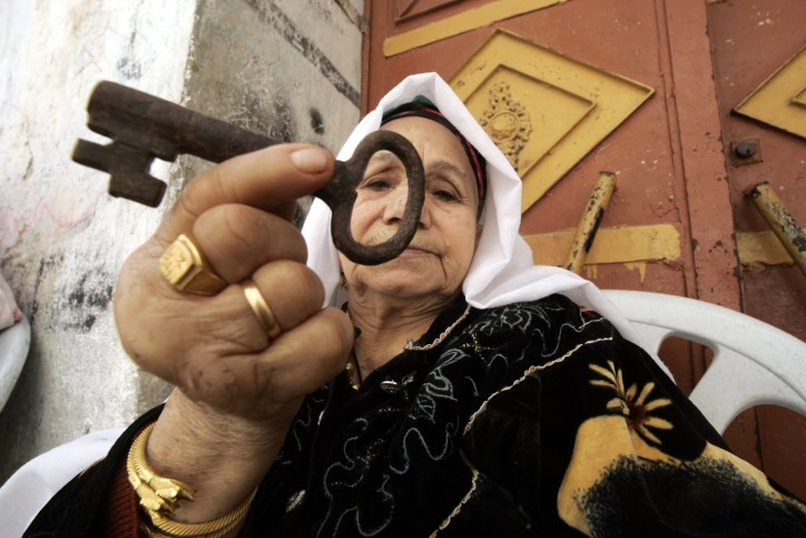 palestinian right of return