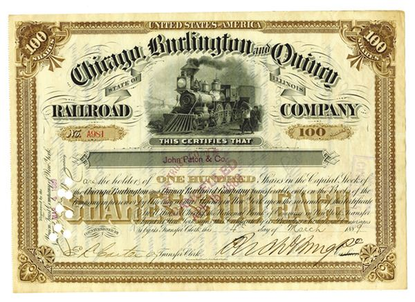 chicago b&q railroad