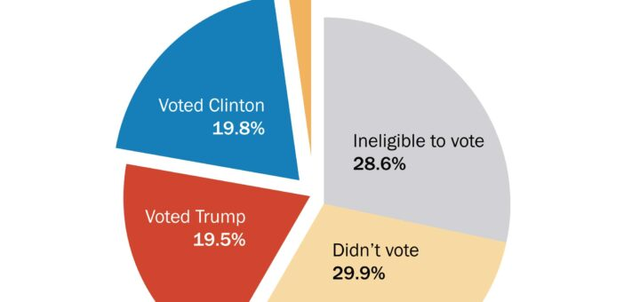 2016 nonvoters