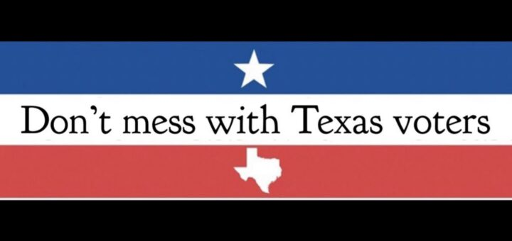 texas voting rights